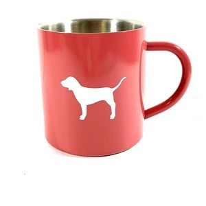 Victoria Secret dog PINK mug coffee cup